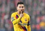 L.Messi abejoja dėl išsvajoto sugrįžimo rungtyniauti į Argentiną