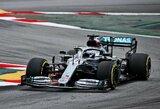 """Bandymų pabaigoje – V.Botto pergalė ir """"Ferrari"""" patikimumas"""