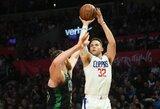 """B.Griffinas nori su """"Pistons"""" patekti į atkrintamąsias"""