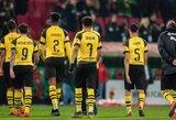 """""""Borussia"""" strategas L.Favre neslėpė nusivylimo: """"Dominavome ir sukūrėme daug progų, tačiau padarėme nereikalingas klaidas"""""""