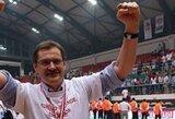 """Naujuoju """"Lokomotiv-Kuban"""" strategu tapo S.Bazarevičius"""