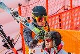 A.Drukarovas kalnų slidinėjimo sezoną baigė dviem prastais pasirodymais