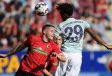"""""""Bayern"""" nesugebėjo įveikti """"Bundesligos"""" vidutiniokų"""