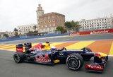 Antrojoje Europos GP bandymų sesijoje greičiausias buvo S.Vettelis