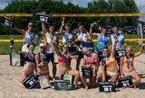 Europos universitetų žaidynėse Lietuvos garbę gins VU tinklininkai