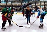 Startavo istorinis Baltijos moterų ledo ritulio čempionatas