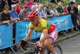 Tarptautinėse dviračių lenktynėse Europoje geriausiai sekėsi I.Čilvinaitei