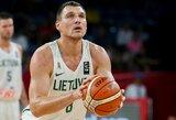 """J.Mačiulis apie žaidimą rinktinėje per FIBA atranką: """"Spręs klubas"""""""