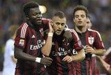 """""""Milan"""" šventė pergalę įspūdingame devynių įvarčių trileryje"""