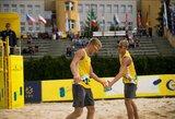 Dvi pergales per dieną šventę Lietuvos tinklininkai Lenkijoje pateko į pagrindinį etapą