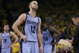 """Nusivylęs dėmesio stoka NBA, N.Calathesas veikiausiai priims """"Panathinaikos"""" pasiūlymą"""