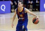 """""""Barcelona"""" tikslina situaciją: Th.Heurtelis nebuvo paliktas likimo valiai"""