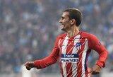 """L.Messi viliasi, kad A.Griezmannas persikels į """"Barceloną"""""""