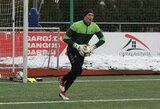 """T.Krapikas: apie """"Sampdoria"""" klubą, U-21 rinktinę ir asmeninį tobulėjimą"""