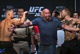 UFC norėjo surengti įspūdingą turnyrą su C.Nurmagomedovų, C.McGregoru, GSP ir N.Diazu