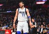 """S.Nashas: """"Dončičius tiesiog yra neįtikėtinas krepšinio žaidėjas"""""""