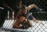 MMA žvaigždės atidavė pagarbą R.Namajunas