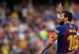"""Oficialu: """"Barcelona"""" ir """"Girona"""" žais Majamyje"""