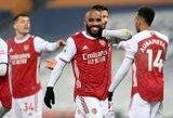 """Anglijoje – trečioji iš eilės """"Arsenal"""" pergalė"""