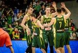 Nyderlanduose – išbarstyta saugi persvara ir sunki lietuvių pergalė