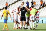 """Paaiškėjo """"Sūduvos"""" varžovai UEFA Europos lygos atrankos trečiajame etape"""