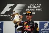 """S.Vettelis: """"Čempionato rikiuotė vis dar yra labai artima"""""""