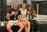 """Į UFC narvą sugrįžtančios J.Stoliarenko treneris: """"Jaučiamės esantys savo vietoje"""""""