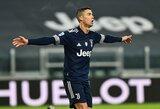C.Ronaldo sąskaitoje – dar vienas ypatingas pasiekimas