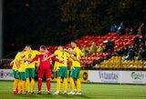 Šiandien Lietuva sužinos savo varžovus Pasaulio čempionato atrankoje