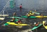 Širvintose surengti jaunių ir jaunučių kanupolo čempionatai