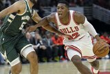"""Pagrindinis """"Bulls"""" įžaidėjas veikiausiai praleis sezono pradžią"""