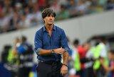 """J.Lowas apie galimą darbą """"Bayern"""" klube dar nesvarsto"""