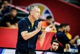 """A.Lemanis: """"Mes visada gerbiame lietuvius kaip krepšinio tautą"""""""