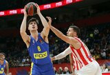 """NBA lygio talentas vedė """"Maccabi"""" į pergalę"""