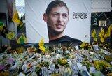 Pasaulis atsisveikina su E.Sala: argentiniečio kūnas nugabentas į gimtinę