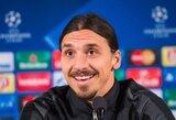 """""""Malmo"""" fanams aikštę užsakęs Z.Ibrahimovičius: """"Noriu, kad jie skanduotų mano vardą"""""""
