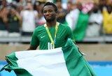 J.O.Mikelis išgelbėjo Nigerijos rinktinę olimpiadoje
