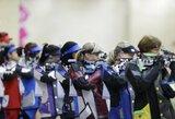 Europos jaunių šaudymo čempionate – solidus M.Džapbarovaitės pasirodymas
