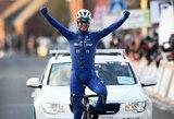 G.Bagdonas sužibėjo dviračių lenktynėse Belgijoje