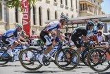"""Paskutiniame """"Tour Down Under"""" lenktynių etape G.Bagdonas finišavo 49-as"""
