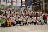 """Nacionalinės ledo ritulio lygos I diviziono čempionai - """"Baltijos"""" ledo ritulininkai"""
