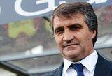 """""""Catania"""" klubas keičia trenerį"""