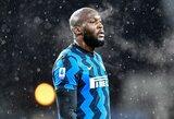 """""""Inter"""" nesugebėjo įveikti """"Udinese"""" futbolininkų"""