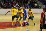 """""""Vytis"""" sužinojo varžovus elitiniame Čempionų lygos etape – į Lietuvą atvyks stipriausias Europos klubas su Ricardinho"""