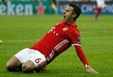 """Oficialu: Thiago susiejo ateitį su """"Bayern"""""""
