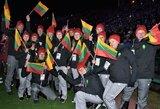 Atidarytas Europos jaunimo olimpinis žiemos festivalis