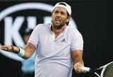 """F.Verdasco žada paduoti į teismą """"Roland Garros"""" organizatorius: """"Niekas negali patikėti, kad jie tai padarė"""""""