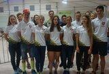 Lietuvos orientavimosi sporto kalnų dviračiais rinktinė išvyksta į Europos čempionatą Prancūzijoje