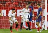 """Sevilla"" palaužė ""La Liga"" lyderius"