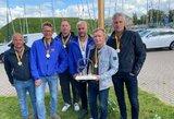 """Lietuvos jūrinio buriavimo čempionai: """"Varžėmės su pačiais stipriausiais ir kovojome iki paskutinės minutės"""""""